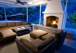Indian Springs Resort & Spa - Calistoga - Lounge