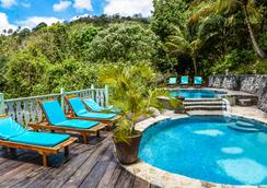 Fond Doux Plantation & Resort - Soufrière - Pool
