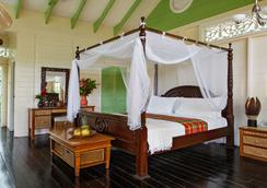Fond Doux Plantation & Resort - Soufrière - Bedroom