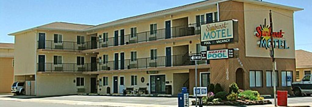 Sunburst Motels I & Ii - Seaside Heights - Building