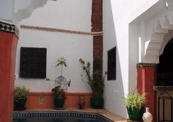 Riad Dar Palmyra - Marrakesh - Pool