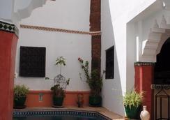 Riad Dar Palmyra - Marrakesh - Pool