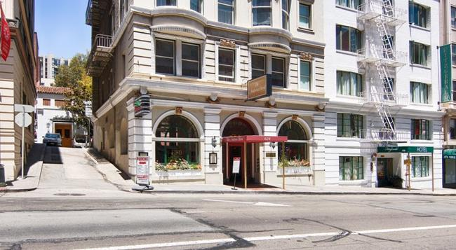 The Andrews Hotel - San Francisco - Building