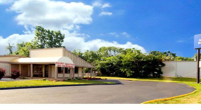 Americas Best Value Inn-Heath/Newark - Heath - Building