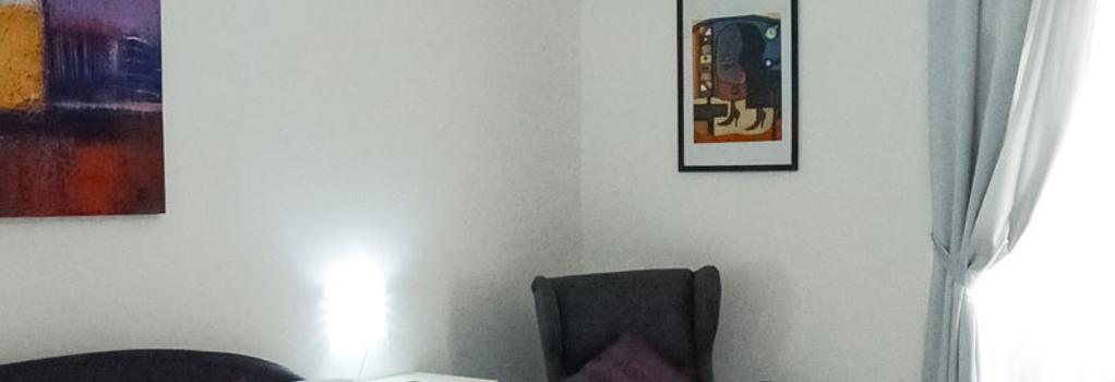 Etna Suite Rooms - Catania - Bedroom