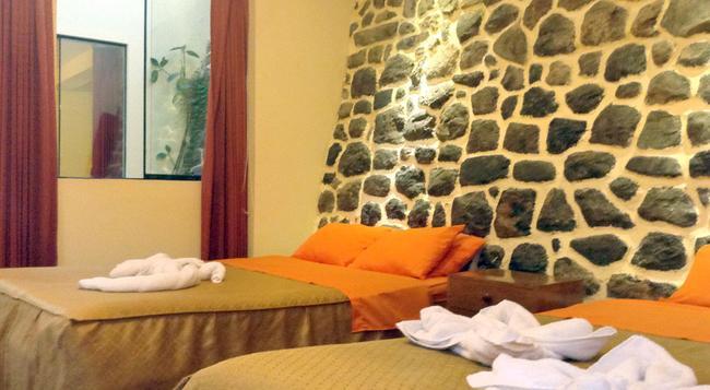 Pirwa San Blas Hostel - Cusco - Bedroom