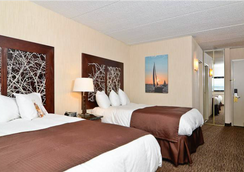 Adam's Mark Buffalo Niagara - Buffalo - Bedroom