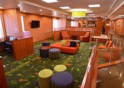 Fairfield Inn and Suites by Marriott Anaheim North-Buena Park - Buena Park - Lobby