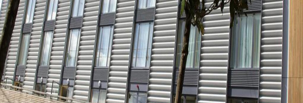 The Bermondsey Square Hotel - London - Building