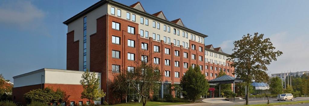 H4 Hotel Hannover Messe - Hannover - Building