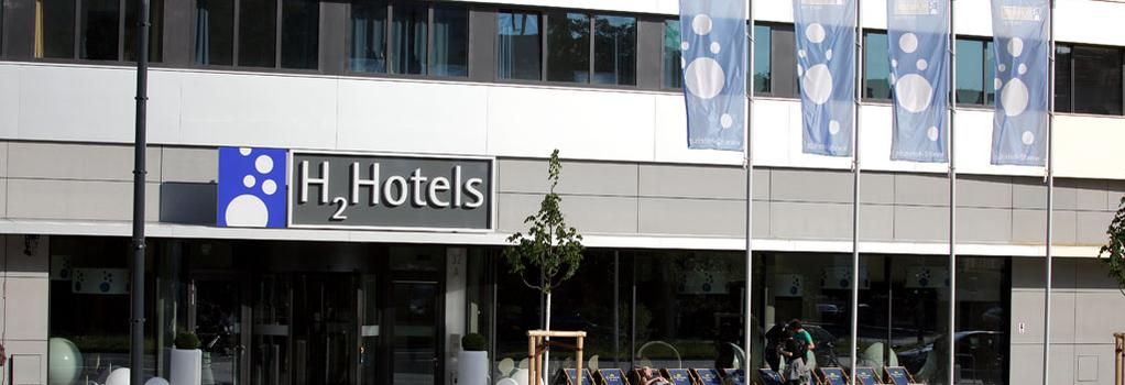H2 Hotel Berlin Alexanderplatz - Berlin - Building