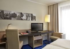 H4 Hotel Hamburg-Bergedorf - Hamburg - Bedroom