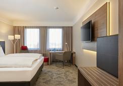 H4 Hotel Hannover Messe - Hannover - Bedroom