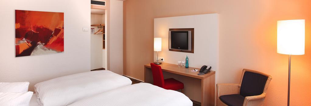 H+ Hotel Bochum - Bochum - Bedroom
