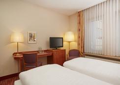 H+ Hotel Mannheim - Mannheim - Bedroom
