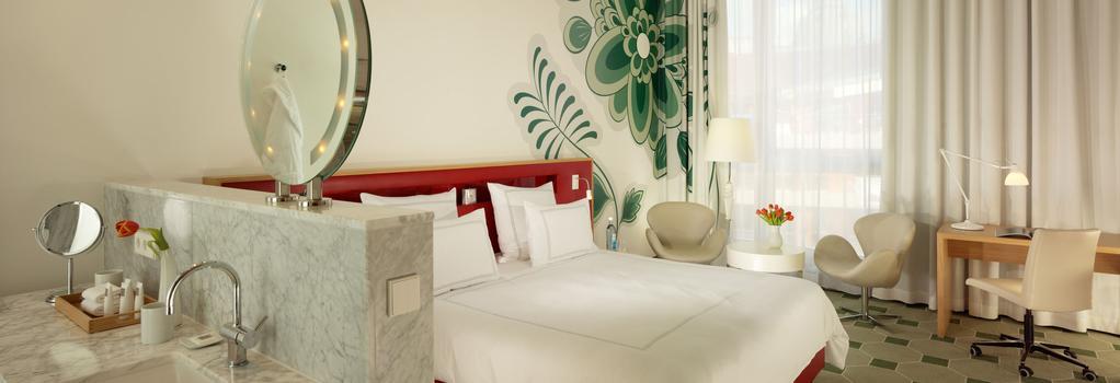 HYPERION Hotel Dresden am Schloss - Dresden - Bedroom