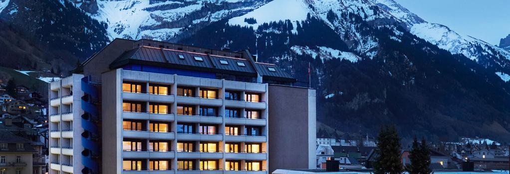 H+ Hotel & SPA Engelberg - Engelberg - Building