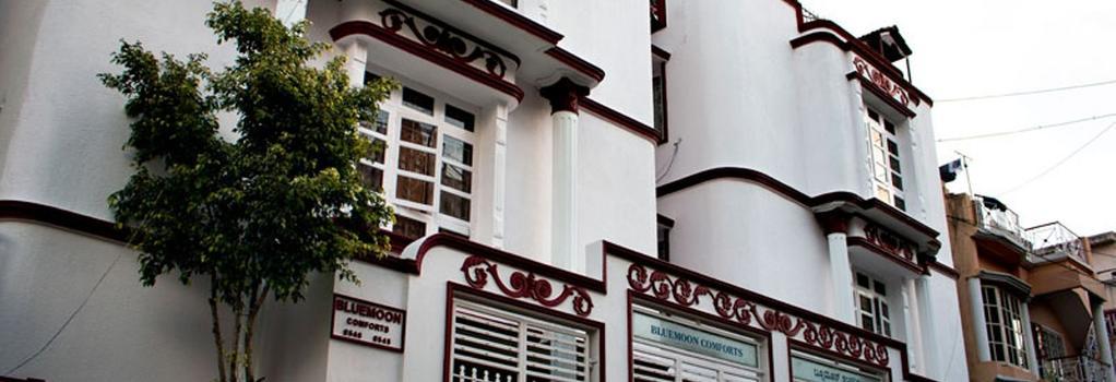 Dm Bluemoon Comforts - Bangalore - Building