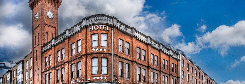 Trinity City Hotel - Dublin - Building