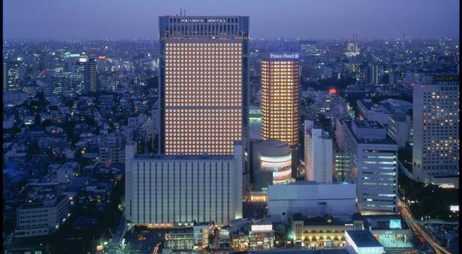 Shinagawa Prince Hotel - Tokyo - Building