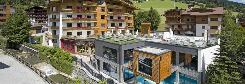 Hotel Kendler - Saalbach - Outdoor view