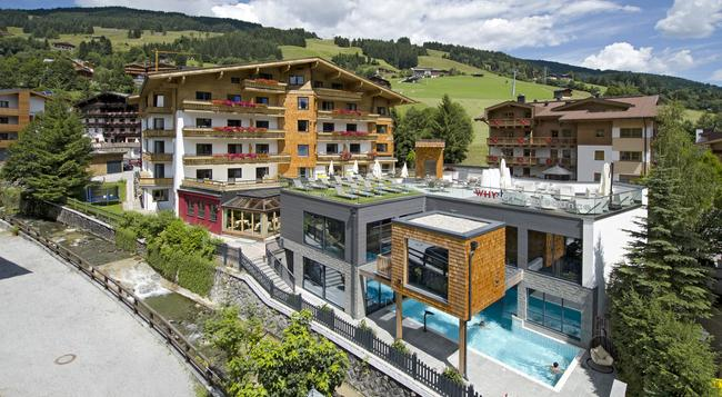 Hotel Kendler - Saalbach - Outdoor view