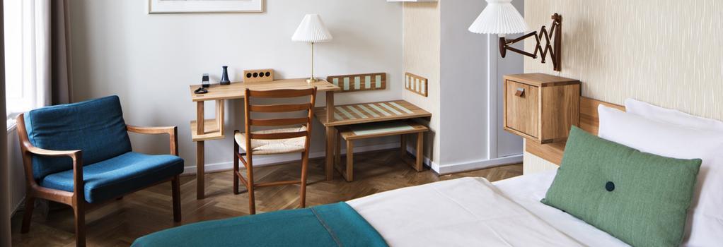 Hotel Alexandra - Copenhagen - Bedroom