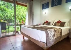 Easter Island Ecolodge - Hanga Roa - Bedroom
