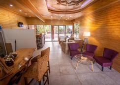 Easter Island Ecolodge - Hanga Roa - Lounge