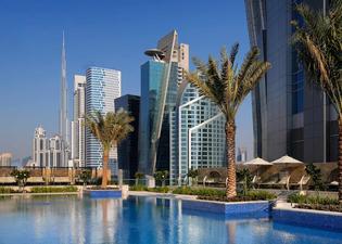 JW Marriott Marquis Hotel Dubai
