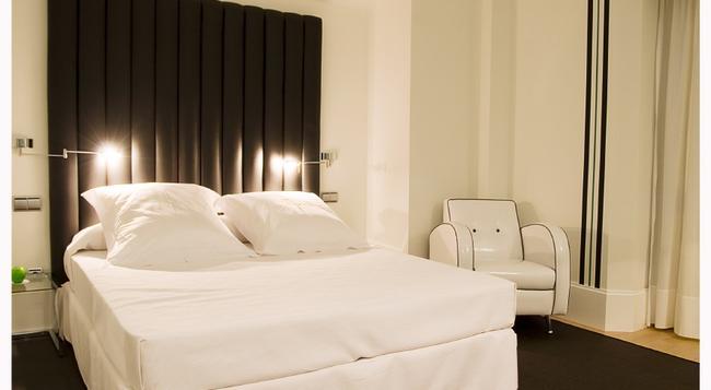 Mariposa Hotel - Malaga - Bedroom