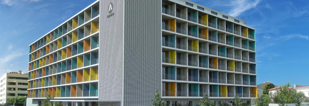 Aqua Hotel Silhouette & Spa - Adults Only - Malgrat de Mar - Building