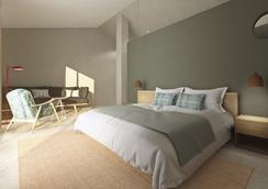 Aqua Hotel Silhouette & Spa - Adults Only - Malgrat de Mar - Bedroom