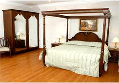 Hari Niwas Palace - Jammu - Bedroom