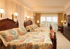 Hong Kong Disneyland Hotel - Hong Kong - Bedroom