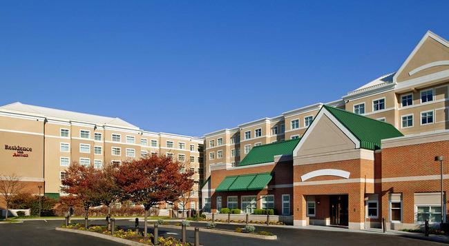 Residence Inn by Marriott Newark Elizabeth-Liberty International Airport - Elizabeth - Building