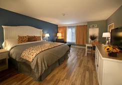 Watkins Glen Harbor Hotel - Watkins Glen - Bedroom