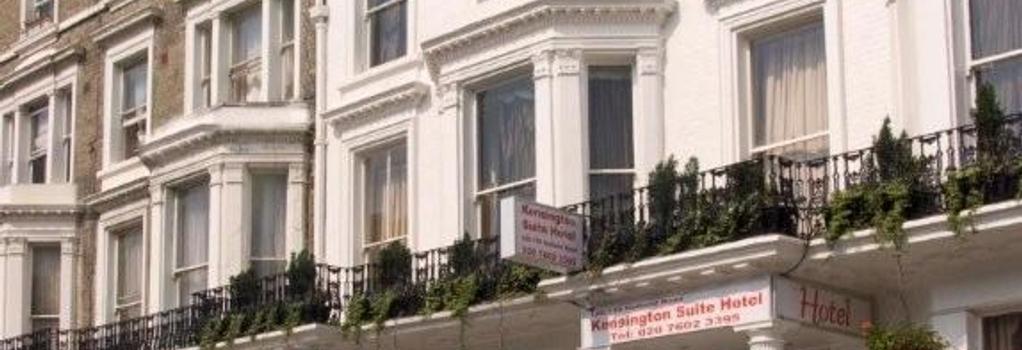 Kensington Suite Hotel - London - Building