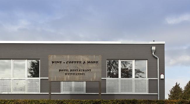 Wine Coffee & More - All Suite Hotel - Hamburg - Building
