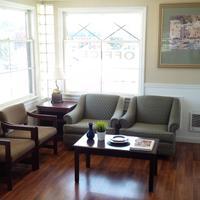 Holiday Lodge Living Area