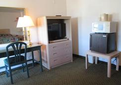 Knights Inn Newport - Newport - Bedroom