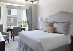 Hotel Drisco - San Francisco - Bedroom