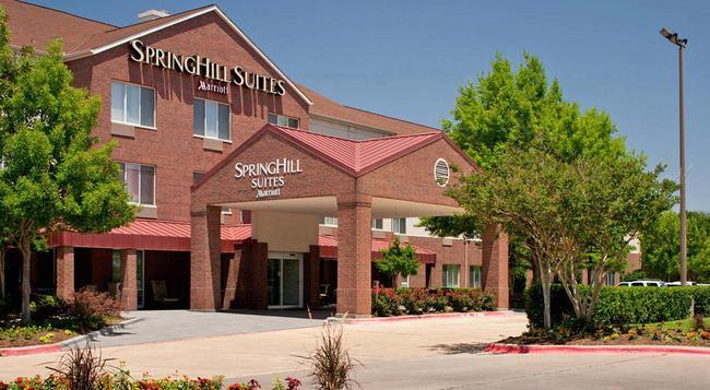 SpringHill Suites by Marriott Dallas Arlington North - Arlington - Building