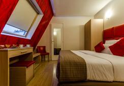 Hotel Riviera - Paris - Bedroom