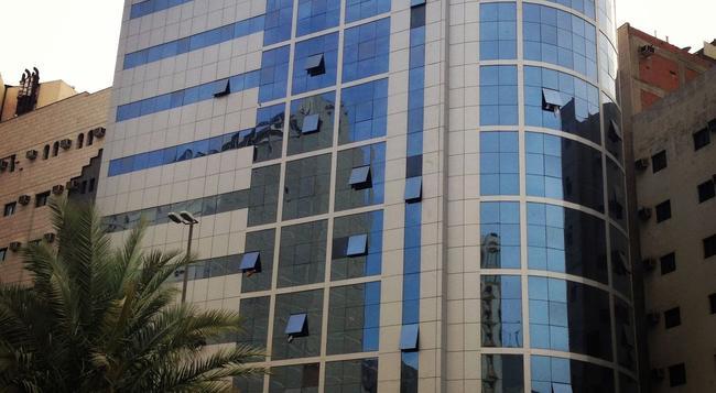 Qasr Ajyad Al-Sad Hotel - Mecca - Building