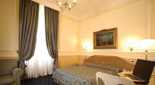 Hotel Giglio dell'Opera - Rome - Bedroom