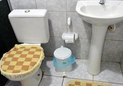 Corrente Marítima Pousada - Fernando de Noronha - Bathroom