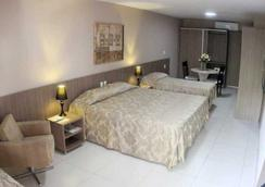 Amuarama Hotel - Fortaleza (Ceará) - Bedroom