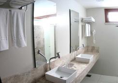 Amuarama Hotel - Fortaleza (Ceará) - Bathroom