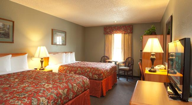 Old Town Inn - Crested Butte - Bedroom